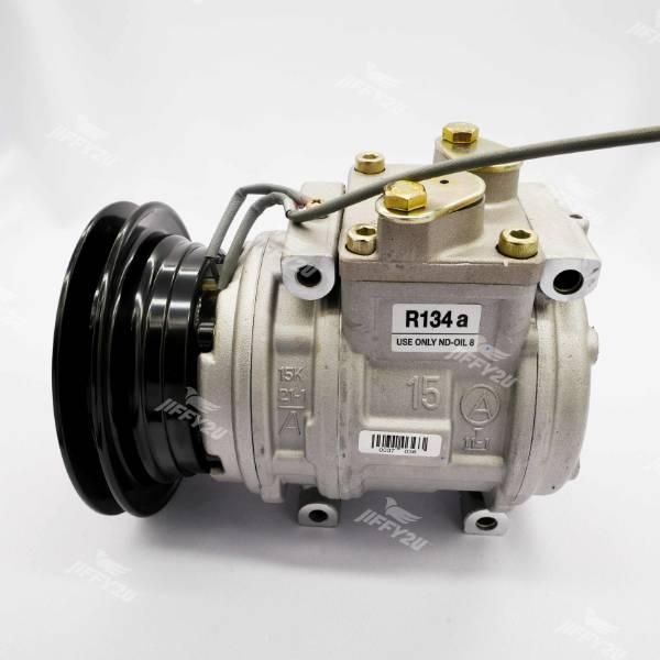 Compressor W/SD7H13 12V R134a (Recon 10PA15C)