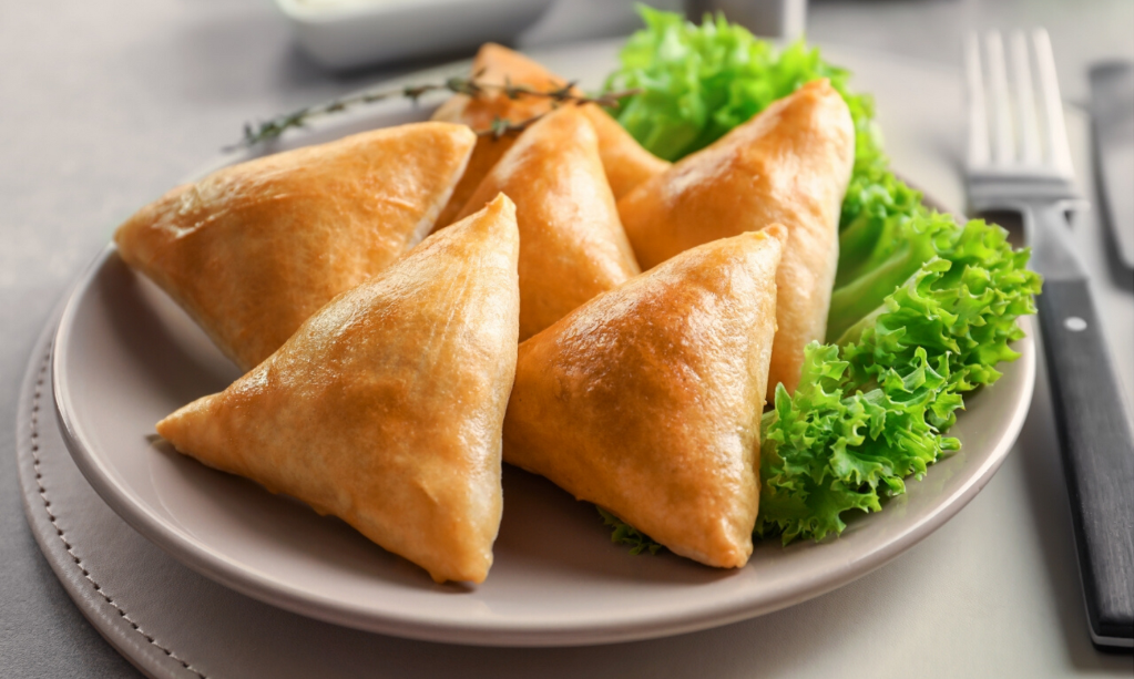 Samosa - Potato (Frozen)