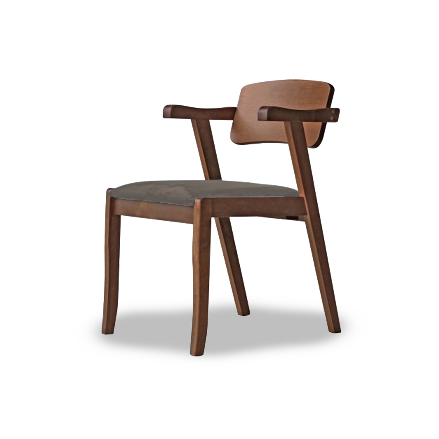 Dining Chair 15-5504 Brown