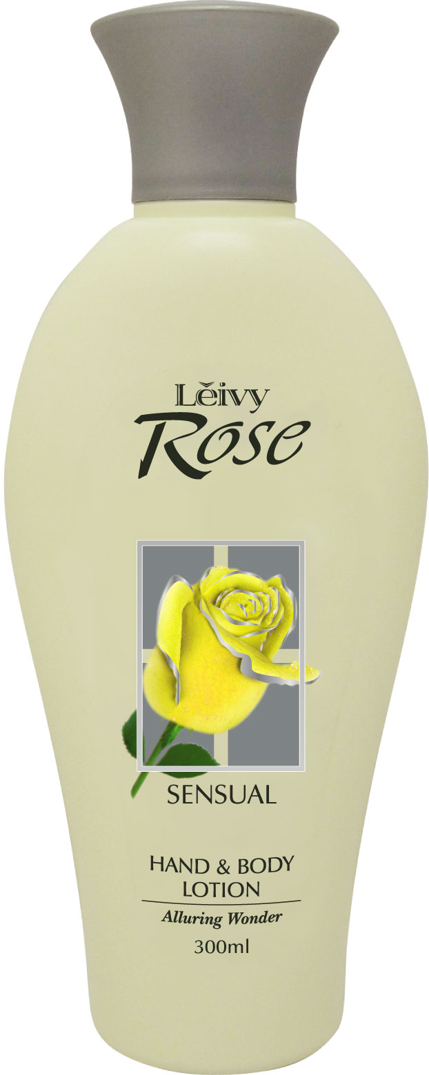 Leivy Rose Exotic - Hand & Body Lotion (300ml)