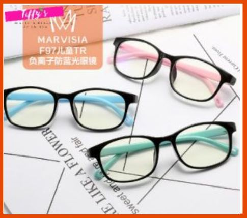 绿叶爱生活 负离子防蓝光眼镜 MARVISIA Childrens Negative Ion Anti Blue Light Glasses