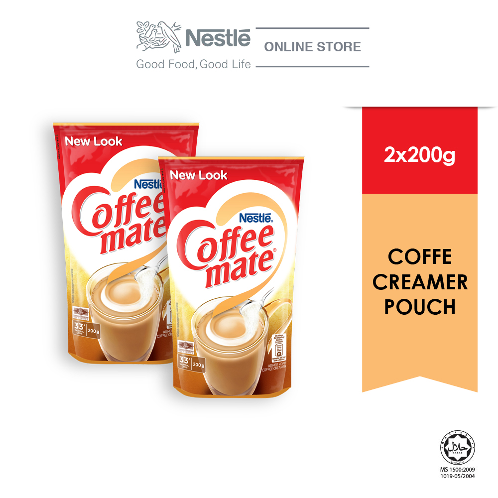 COFFEE-MATE Pouch 200g x2 pouches