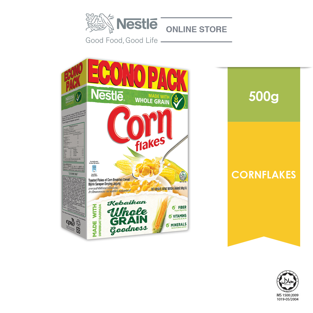NESTLE CornFlakes Cereal 500g