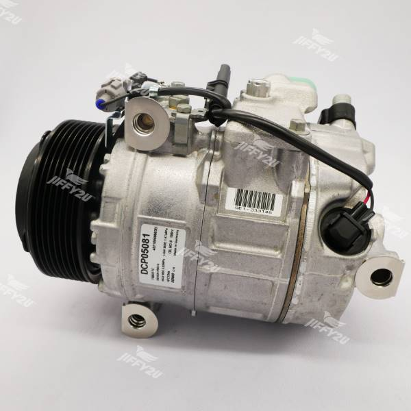 BMW F10 Air Conditioning Compressor Cooling Pump (Denso DCP05081)