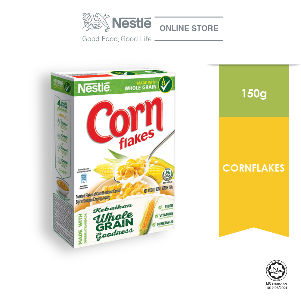 NESTLE CornFlakes Cereal 150g