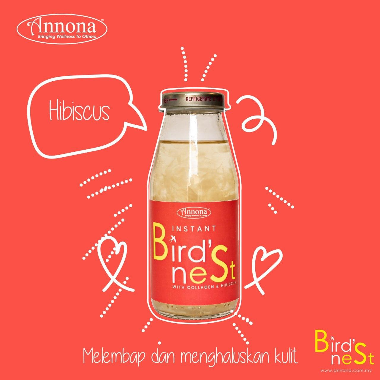 ANNONA Instant Bird