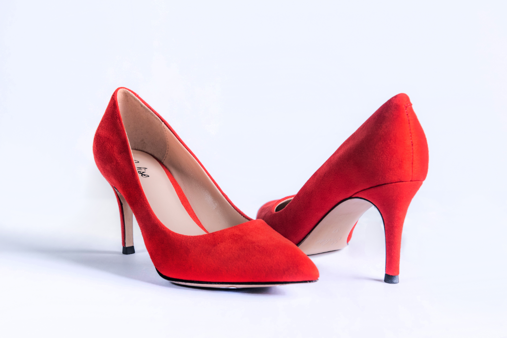 Sulise Heels Chili Red
