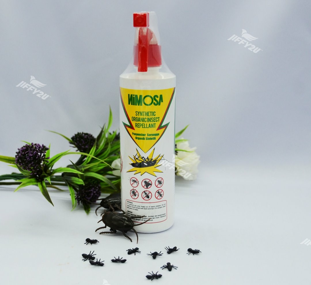 NIMOSA Organic Insect Spray Repellent (500ml)