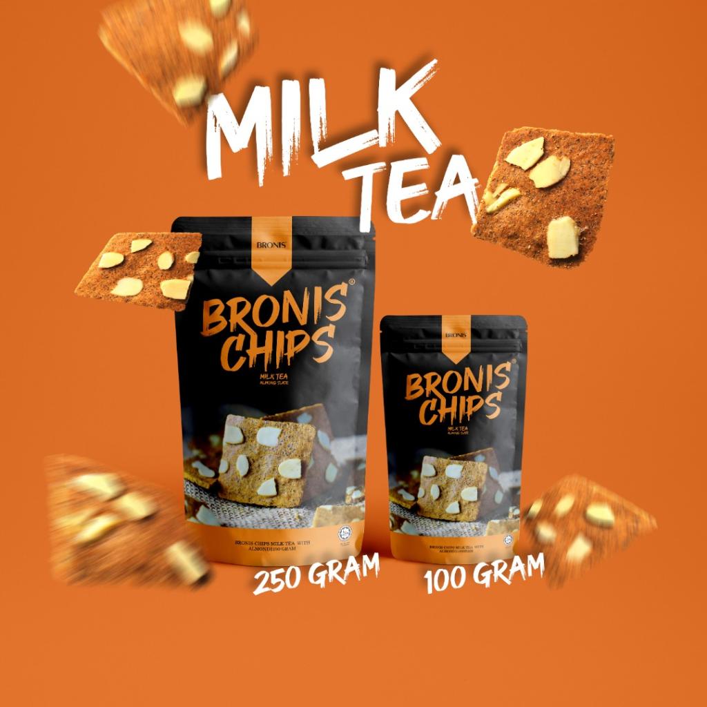 Bronis Chips Milk Tea