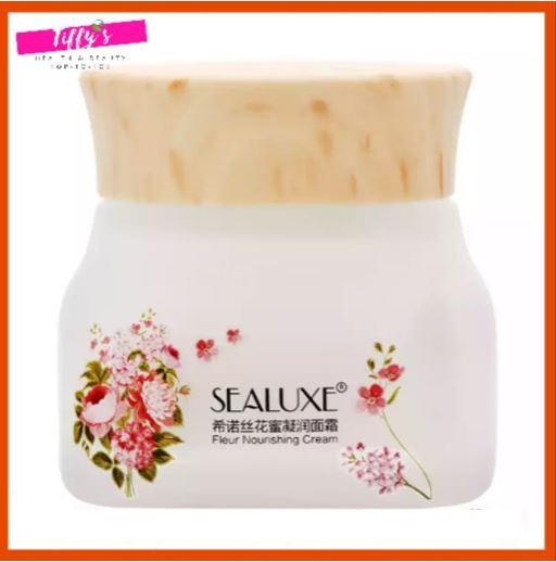 Sealuxe Fleur Nourishing Cream 50g 希诺丝花蜜凝润面霜
