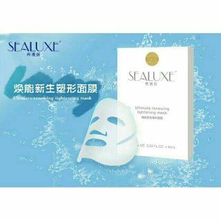Sealuxe Ultimate Renewing Tightening Mask 25ml X 4pcs 希诺丝焕能生塑型面膜