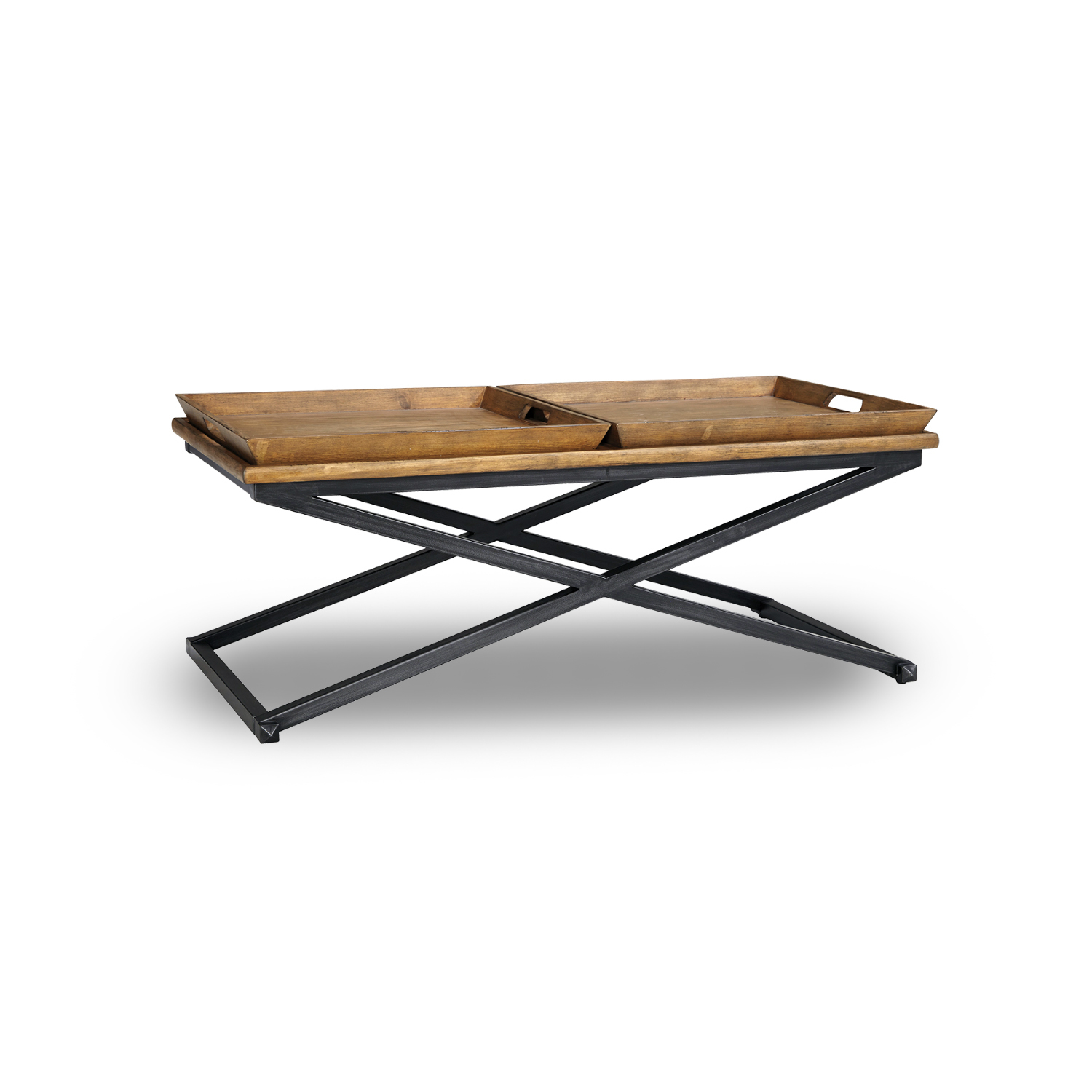Rectangular Cocktail Table T766-1