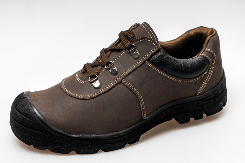Kingsely Industrial Safety Shoes  (633NP-OB)