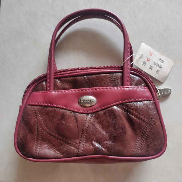 [CLEARANCE] Woman Cute Small Casual Handbag with Double Zip