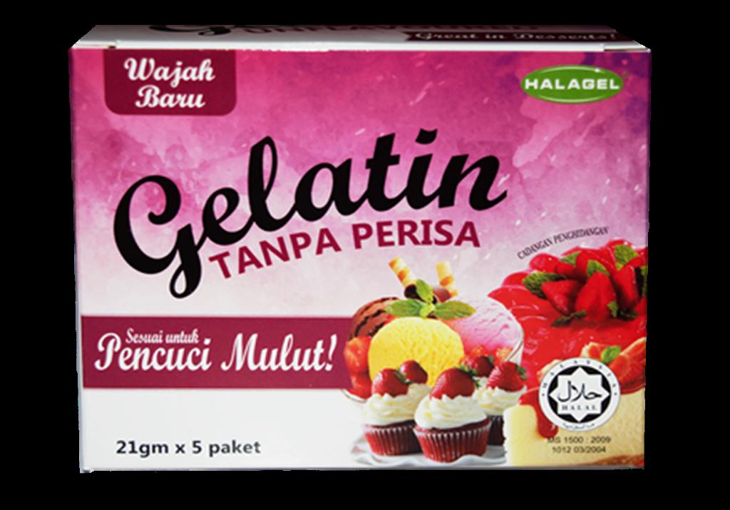 Gelatin Box
