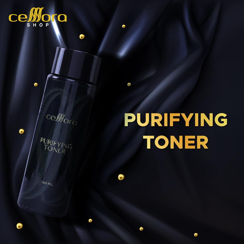 Celllora  Black Series Purifying Toner