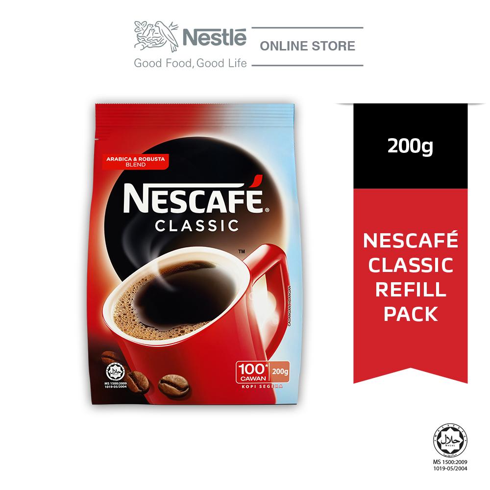 NESCAFE CLASSIC Refill 200g