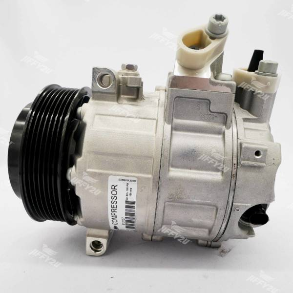 MERCEDES-BENZ MB204 7PK Air-Cond Compressor (VALEO 813137)