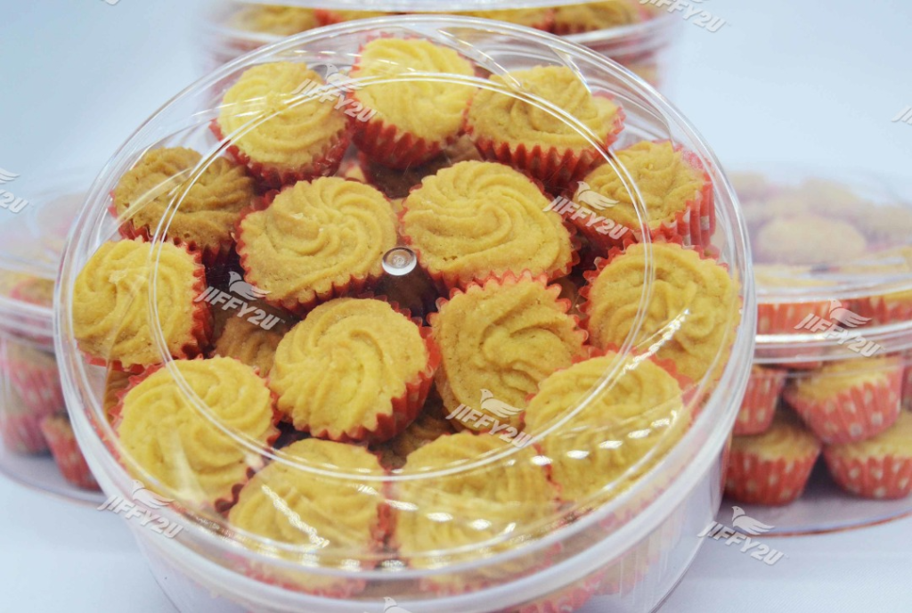 Crispy Butter Cookies  香脆牛油饼