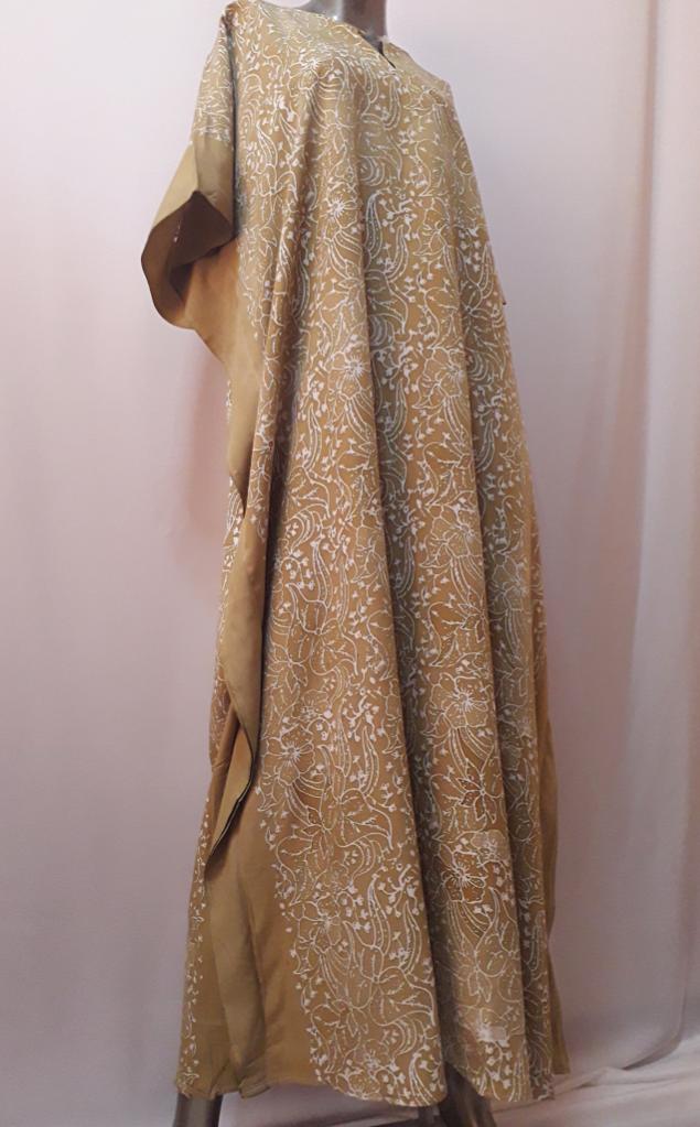 Dress Kaftan (Block-print Premium Quality Batik)