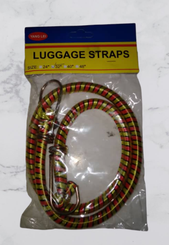 Luggage Tied Rope Stacking Banding Elastic Cord Strap (32)