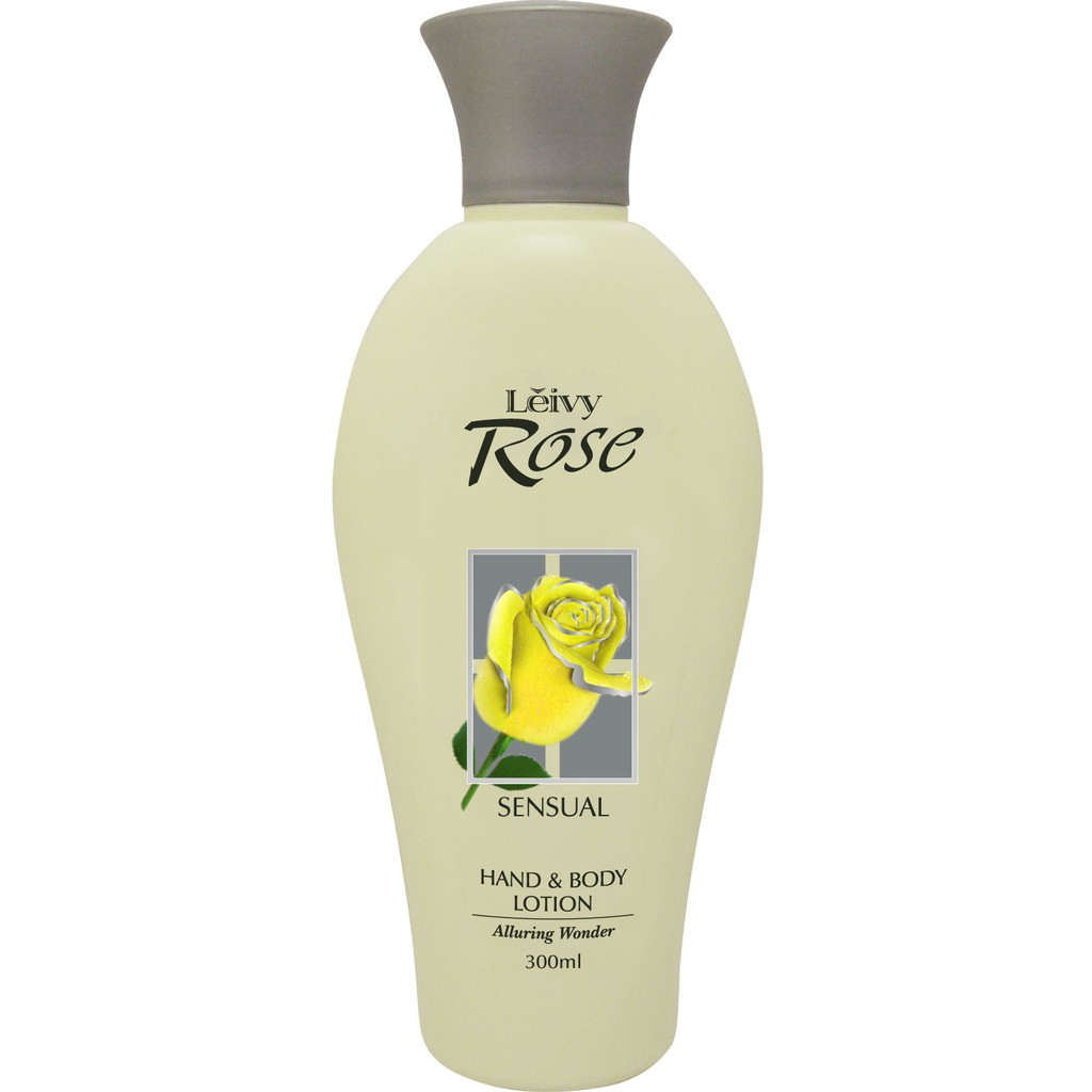 Leivy Rose SENSUAL - Hand & Body Lotion (300ml)