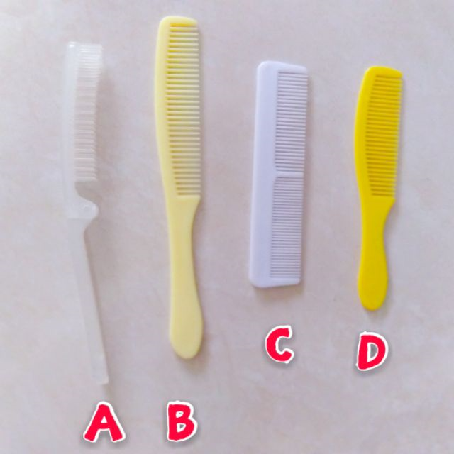 Styling Hair Comb and Brush