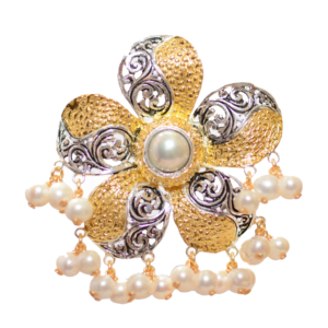 Rafflesia Arnoldii with Mabe Pearl