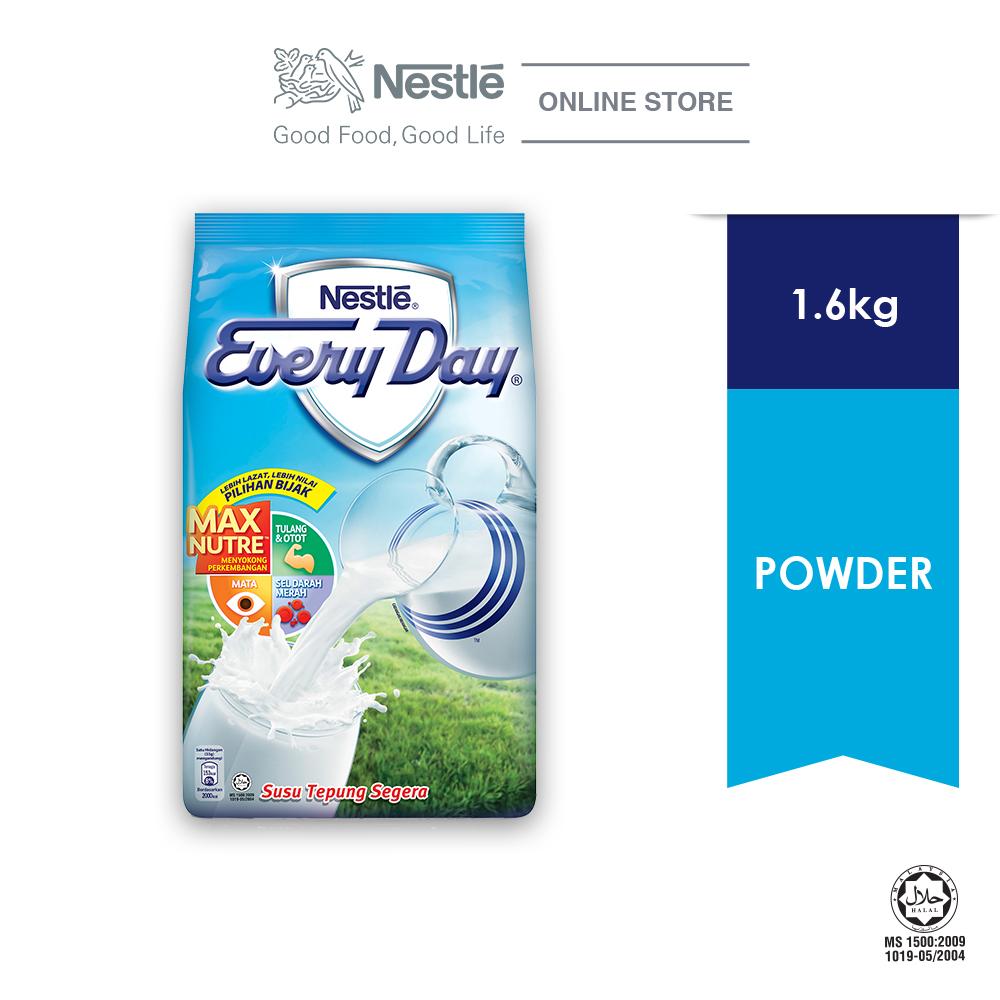 NESTLE EVERYDAY Milk Powder Soft Pack (1.6kg)