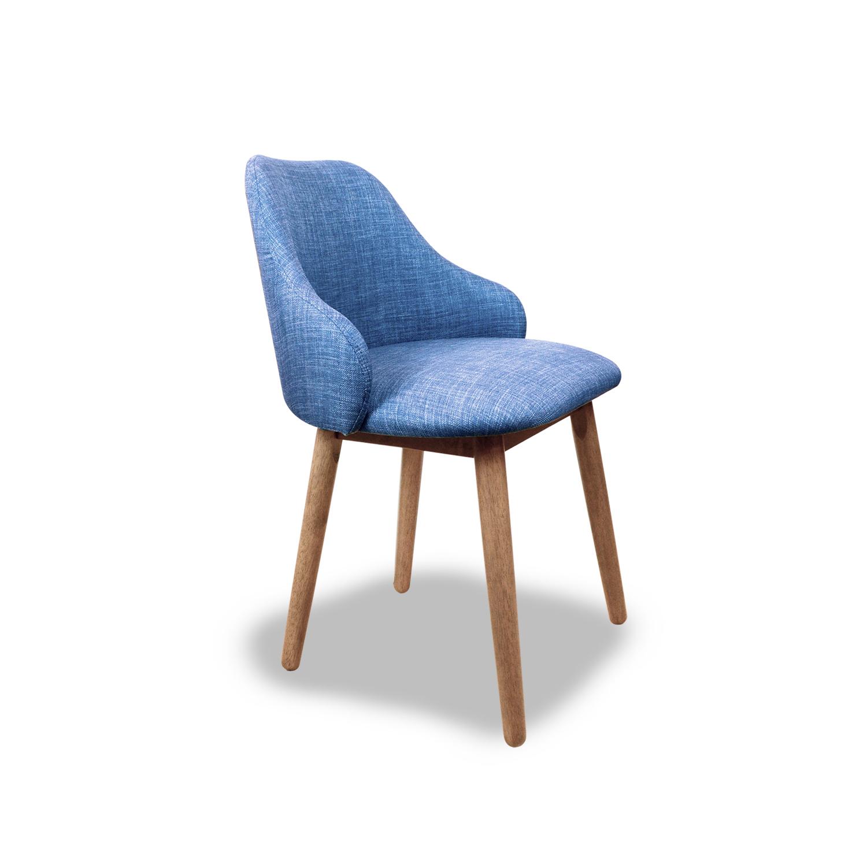 Side Chair Katy 165-14 (blue)