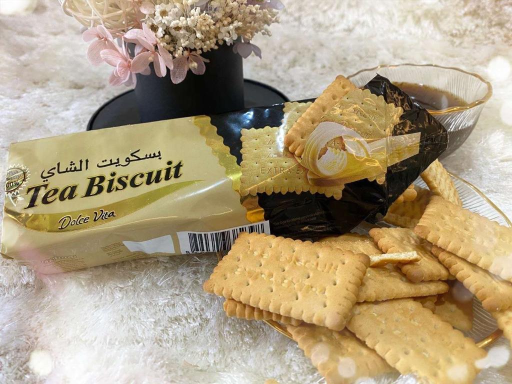 Oylum Tea biscuit 100g (24 packs)
