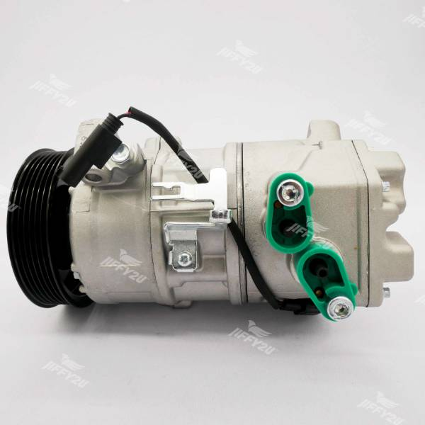 BMW 1-series, 3-series E90 6PK Air-Cond Compressor  (VALEO 813148)