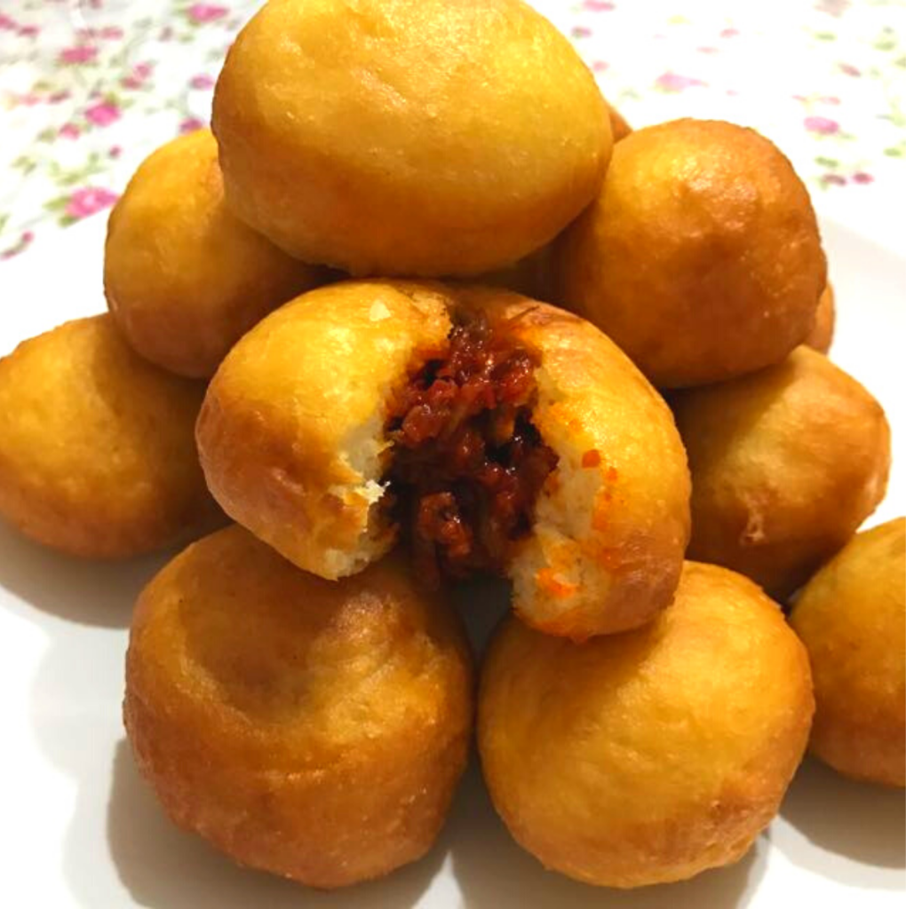 Fried Pau - Sambal (Frozen)