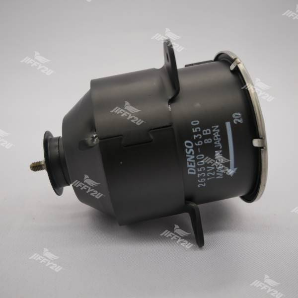 Proton Waja Radiator Fan Motor (Denso 263500-6350)
