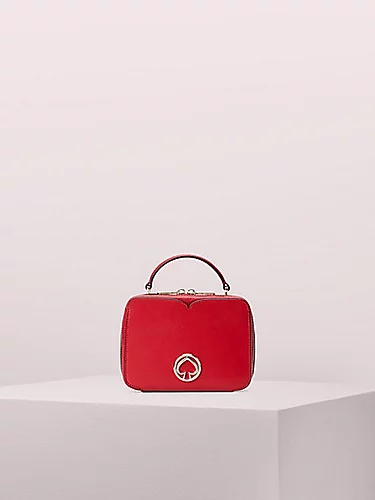 Kate Spade Vanity mini top handle bag