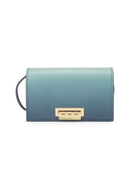 ZAC Zac Posen Earthette Leather Crossbody Bag