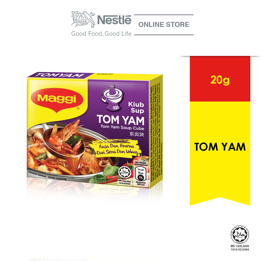MAGGI TomYam Cube 20g