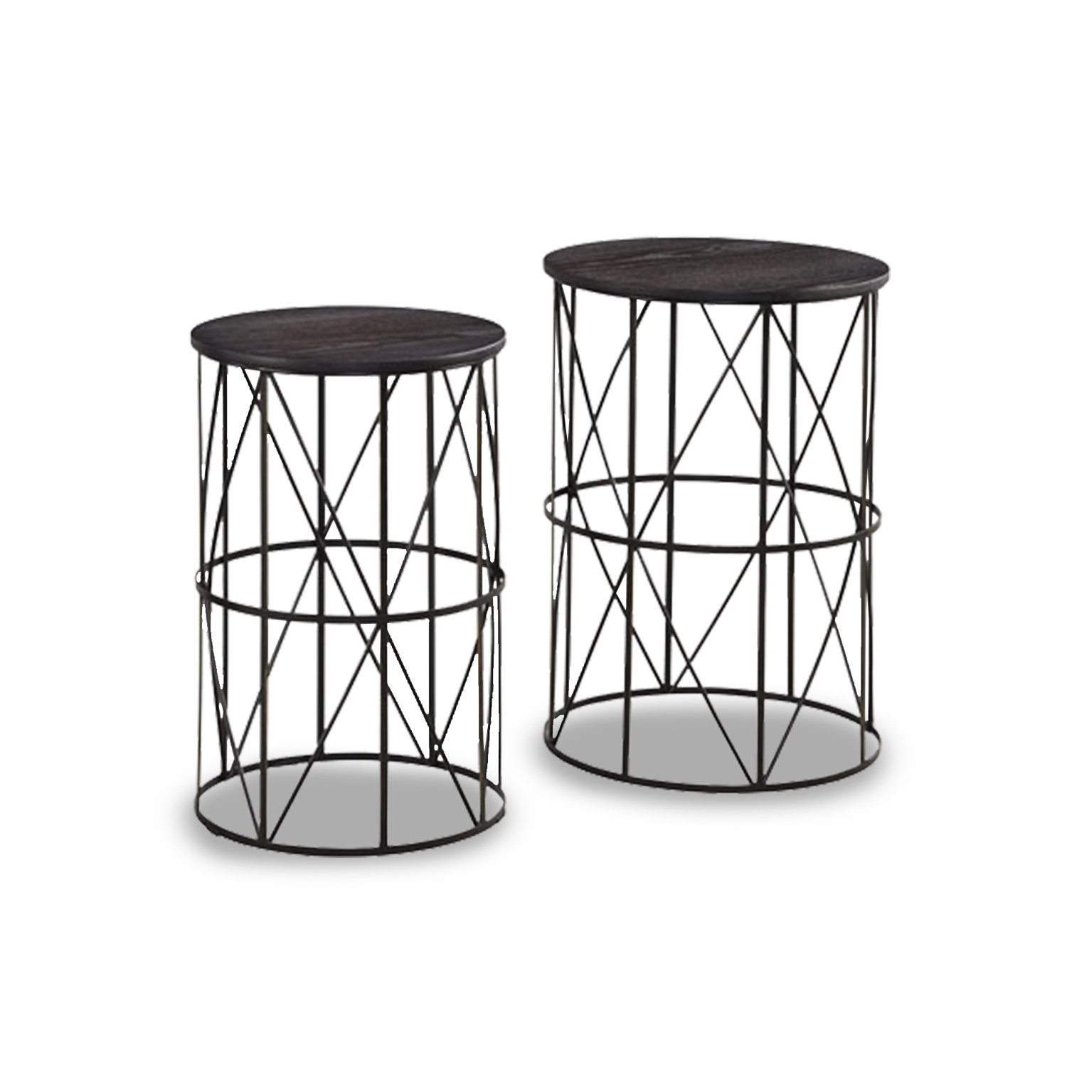 Nesting End Table T506-211