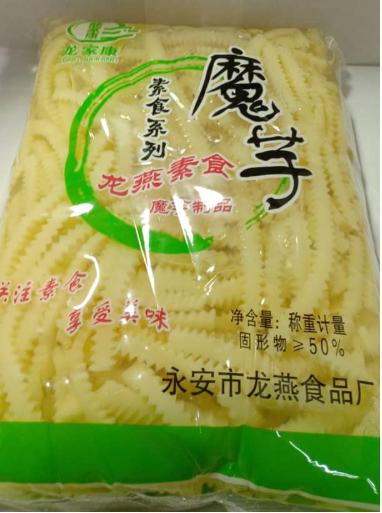 Vegetarian 魔芋素食 1.5kg (条)