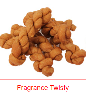 Crispy Twist / Biskut Pintal / 脆麻花 (200g) [HALAL]