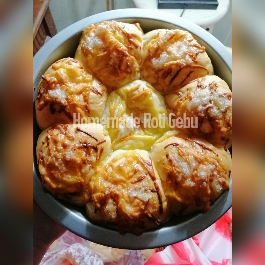 Bun Cheese Gula [HALAL]