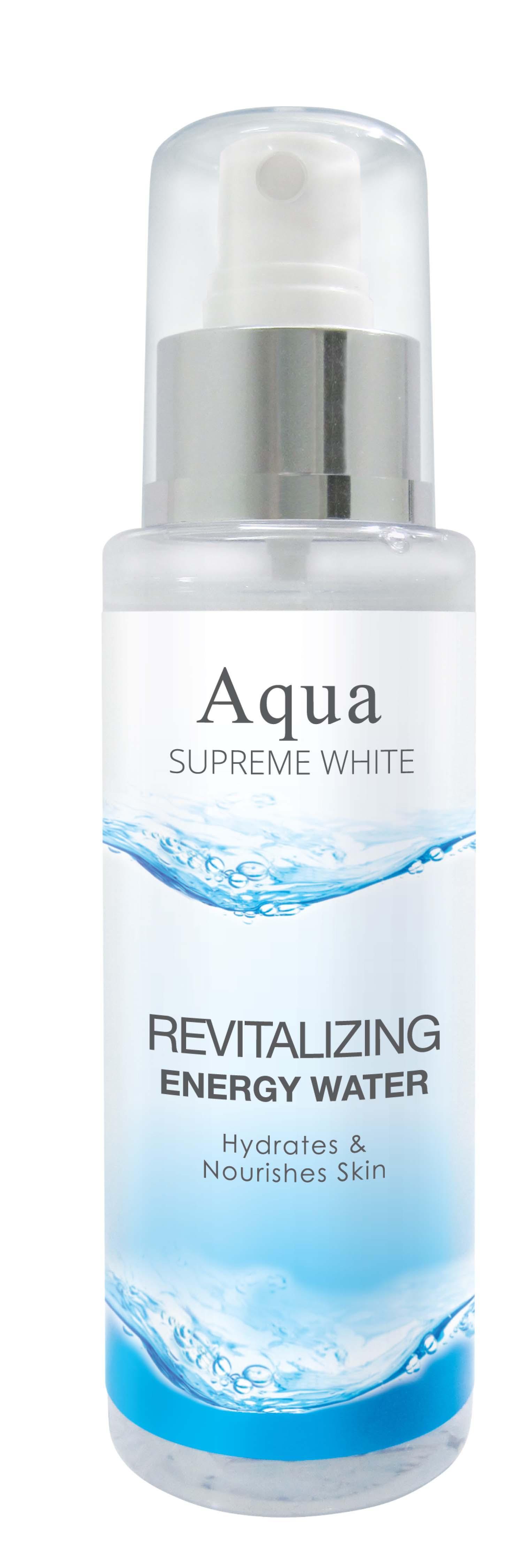 Aqua Supreme White Revitalizing Water (100ml)