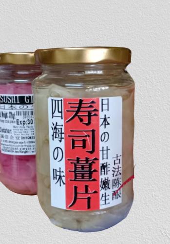 Sushi Ginger 寿司姜片 (320g)