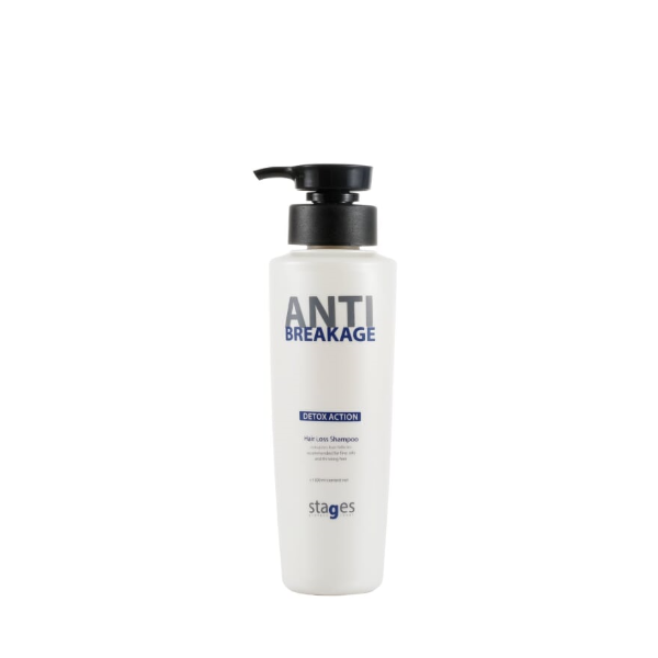 Stages Anti Breakage Hair Loss Shampoo (300ml / 1000ml)