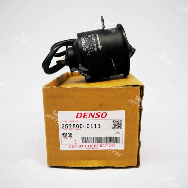Proton Wira 1.5 Radiator Fan Motor (Denso 262500-0111)